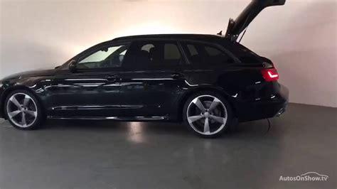 Audi A6 Avant S Line Black Edition by Kp14uod Audi A6 Avant Tdi Ultra S Line Black Edition Black