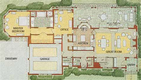 magazine house specifications