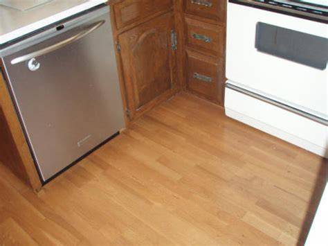 replace kitchen flooring