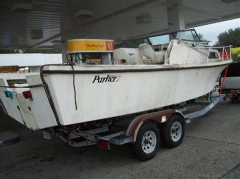 parker cuddy cabin boats sale 1988 parker boats 23 walkaround cuddy cabin boats yachts
