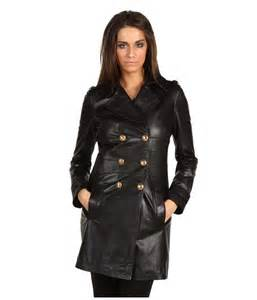black leather womens black leather coats for 2018