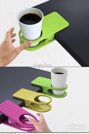 Souvenir Bottle Pouchtempat Minum 41 jual plastic table coffee cup holder cup clip tempat