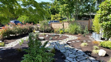 Landscaping Lynnwood Recent Lynnwood Landscaping Before And After