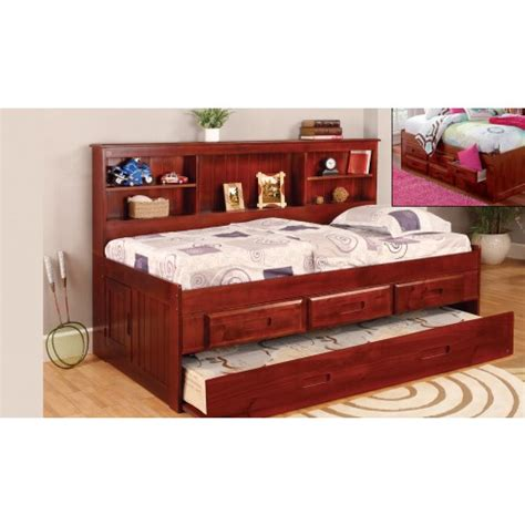 your new twin sized bed discovery world furniture merlot twin size bookcase day bed
