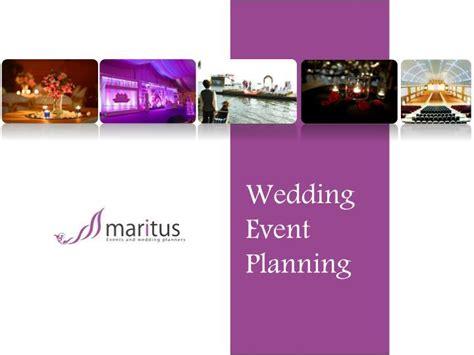 Ppt Wedding Event Planning Powerpoint Presentation Id Event Planning Powerpoint Presentations