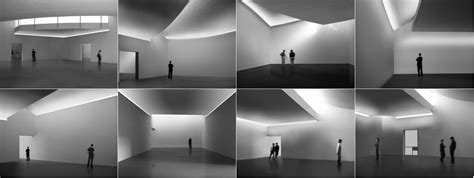 design concept lighting steven holl gallery light effects light and shadow