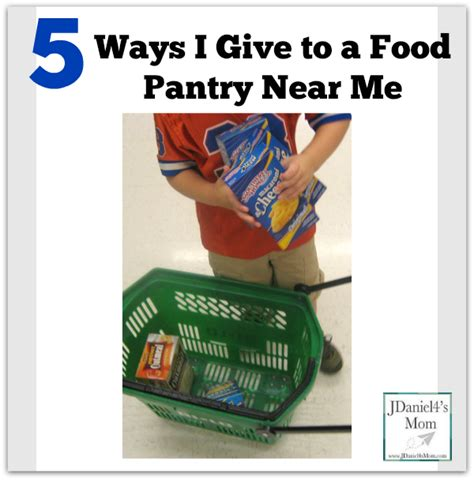 Local Food Pantries Near Me by 5 Ways I Give To A Food Pantry Near Me Jdaniel4s