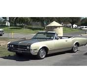 1966 Oldsmobile Delta 88 Convertible Classic Car  YouTube