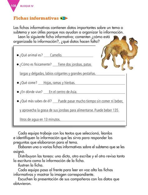imágenes de fichas informativas espa 241 ol 1o 2012 2013 by santos rivera issuu