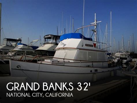 boats for sale under 20000 grand banks 32 sedan for sale in national city ca for