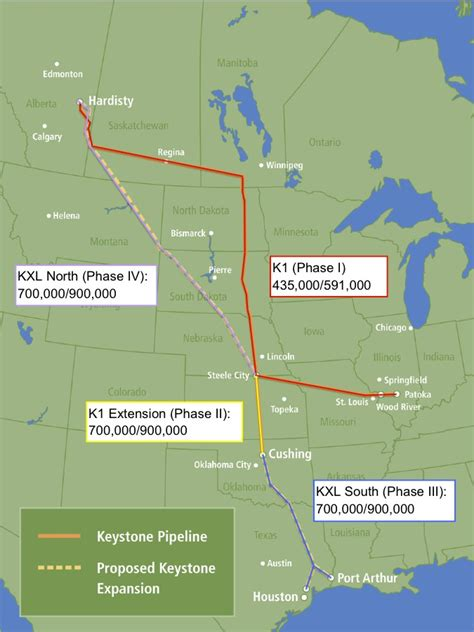 keystone pipeline map texas keystone xl pipeline project map in oklahoma images