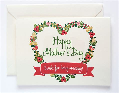 mother s day card mother s day in a pinch 30 free printables 187 dollar