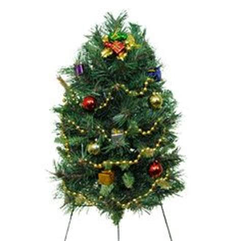 solar christmas trees for cemeteries myideasbedroom com