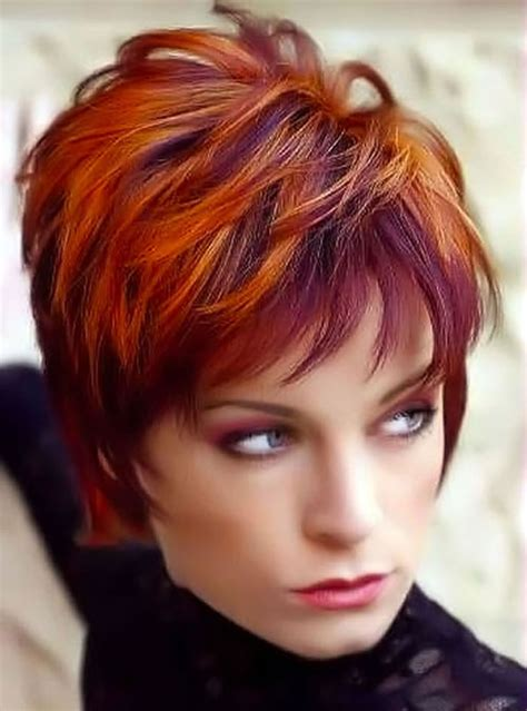 hairstyles and colours for 2018 2018 red hairstyles red short hair ideas colours for