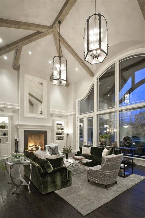 riveting living rooms  dark wood floors pictures