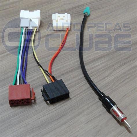 Antena L Drat Logam chicote adaptador som e antena renault duster logan sandero r 50 00 em mercado livre
