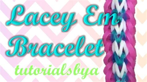 Wacky Weave Loom Band Bracelet Gelang 1000 images about tutorialsbya s rainbow loom creations