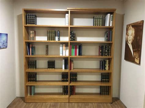 librerias de madera a medida libreria de madera maciza a medida 8 los pinos muebles