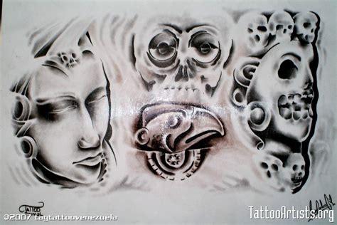 mexican tattoo designs art pin by perez on tats flash