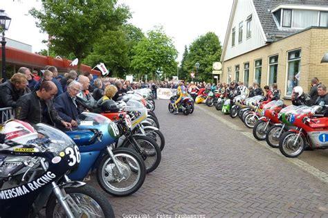 Classic Motorrad Veranstaltungen by 2014 Classic Tt Gramsbergen