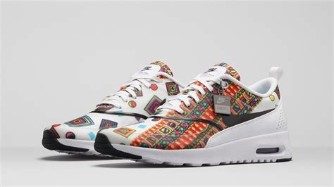 Nike X Liberty liberty of x nike air max thea quot merlin quot official images release date kicksonfire
