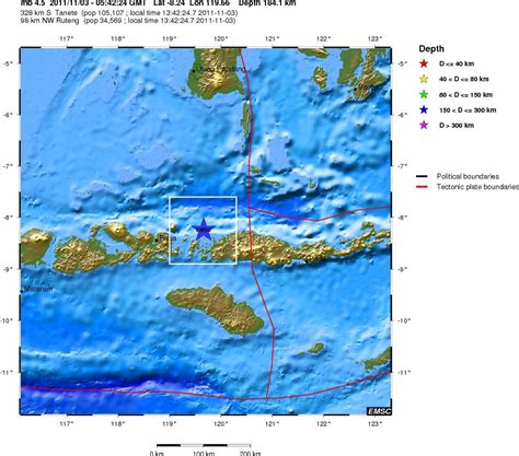 earthquake flores the coming crisis 4 9 magnitude earthquake flores region