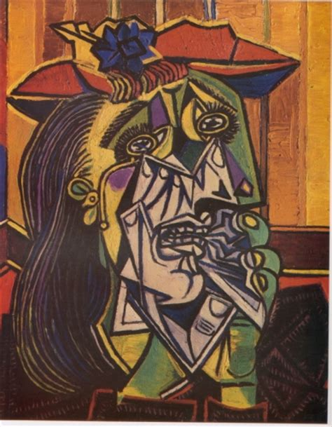 what movement was picasso part of applied graphic design suzy about cubism