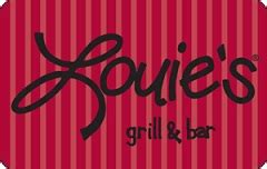 Bar Louie Gift Card - buy louie s grill bar gift cards giftcardplace