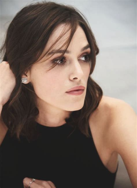Keira Knightley Is Desperate For A by Keira Knightley A Crush And The On
