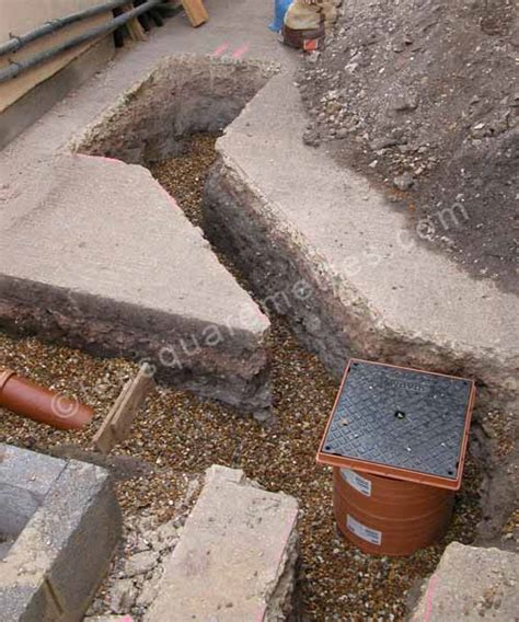 self build house extension drains planning self build house extension drains backfilling