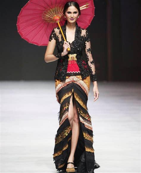 Kebaya Payet Melati Terbaru Fashion Wanita 16 model kebaya kutu baru yang sedang trendy info