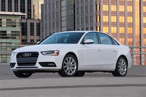 price of 2014 audi 2014 audi a4 reviews and rating motor trend