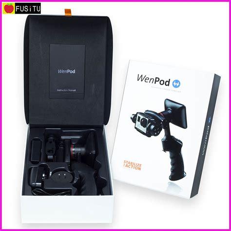 Wenpod Gp1 For Gopro wenpod gp1 gp1 handheld steady dslr gimbal