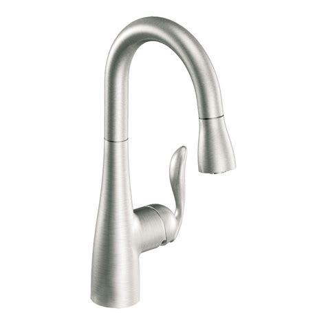 Moen Bronze Pull Down Faucet, Bronze Moen Pull Down Faucet