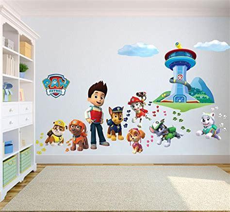 Kinderzimmer Junge Paw Patrol by ᐅ Wandtattoos Wandbilder Test 2018 Vergleich G 252 Nstig