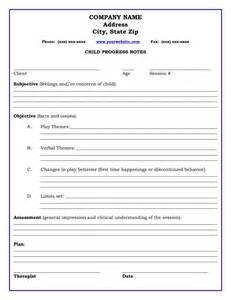 Psychiatry Note Template by Psychiatric Progress Note Template