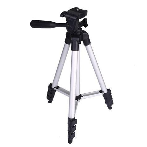 tripod mount extendable aluminum tripod mount stand standard 1 4 inch