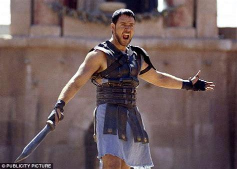 gladiator film director syrian hero boy footage fake and was shot on gladiator