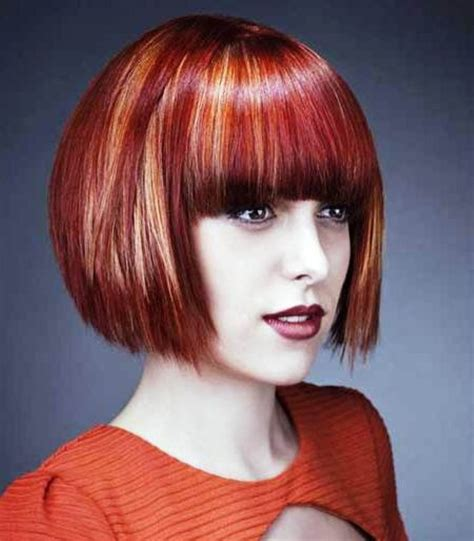 hair color and styles for 2015 short hair color trends 2015