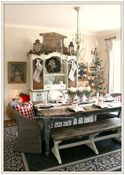 ideas christmas dining rooms pinterest christmas decor christmas home christmas bedroom