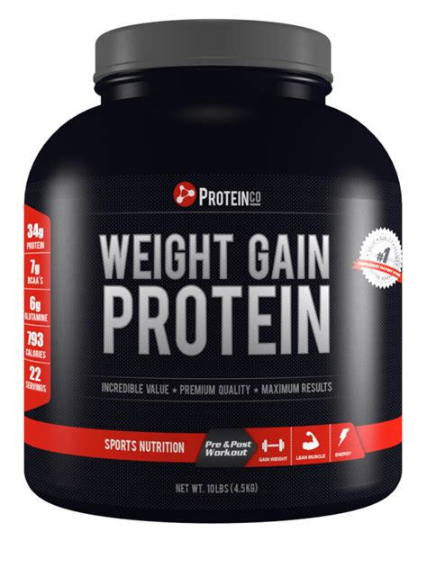 Whey Protein Gainer weight gainer protein weight gainers supplement proteinco canada