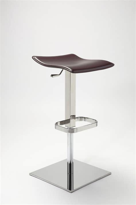 sgabelli in pelle sgabello napo sgabello in pelle progetto sedia