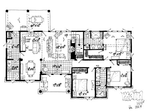 tudor floor plans tudor house plans
