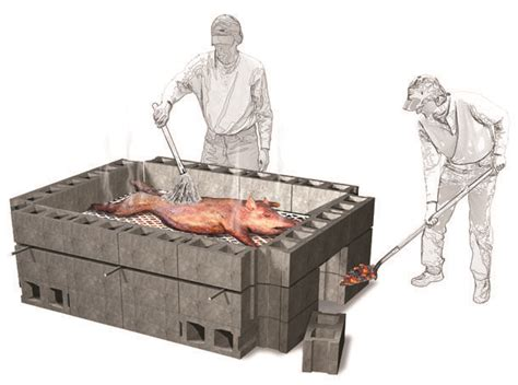 how to roast a pig in your backyard 105 best images about pig roast on pinterest how to