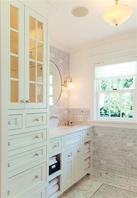 Wonderful Bathroom Vanity Tower #1: Bathroom-vanity-with-tower-cabinet.png