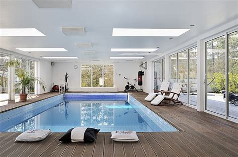 indoor pool in house charming and elegant house in malmo