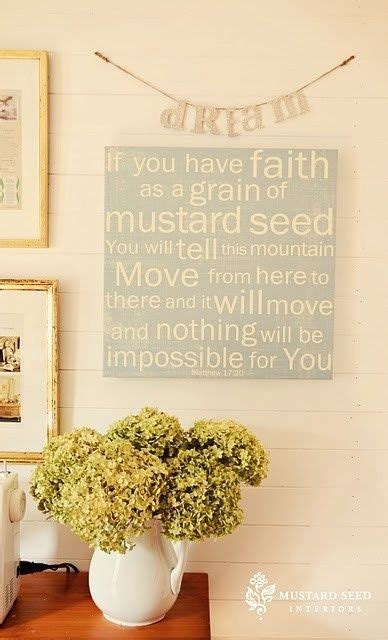 mustard seed home decor bible verse bible verse bible verse quotes pinterest