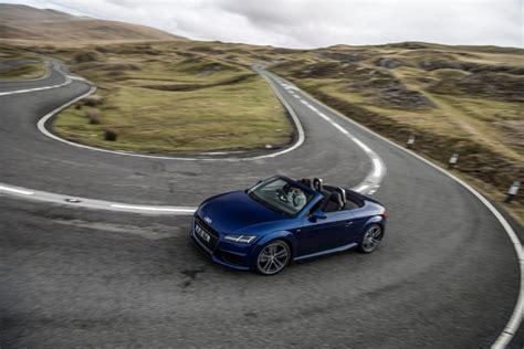 Audi Tt Modelle by New Uk Audi Tt Tdi Models Get To Grips With Quattro