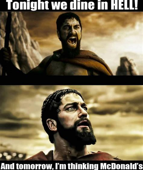 Leonidas Meme - spartan from 300 quotes quotesgram