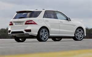 Mercedes Ml550 Price Mercedes Ml 550 4matic And Ml 63 Amg Prices Ads